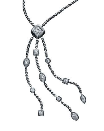 Tassel Confetti Ice Necklace