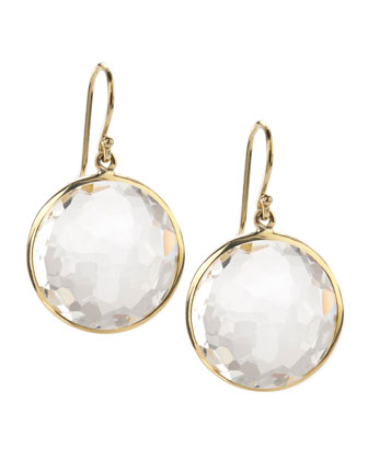 Crystal Lollipop Earrings