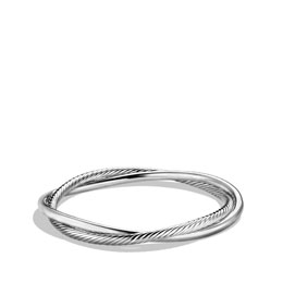 David Yurman Large Woven Cable Cuff