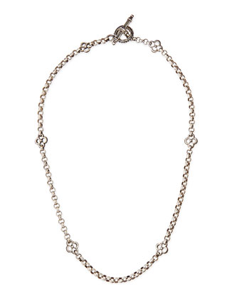 Link-Chain Necklace