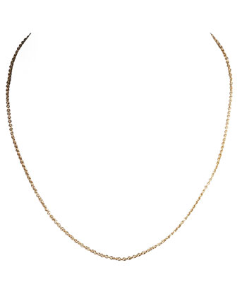 Chain Necklace, 24