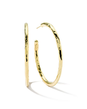 Glamazon Gold Hoop Earrings