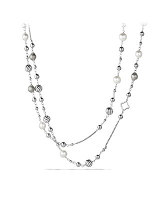 Pave Diamond Infinity Necklace
