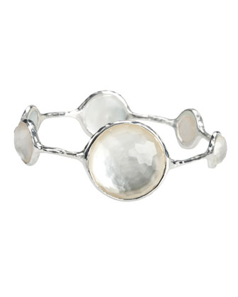 Mother-of-Pearl Wonderland Bangle