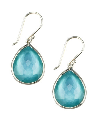 Mini Wonderland Teardrop Earrings