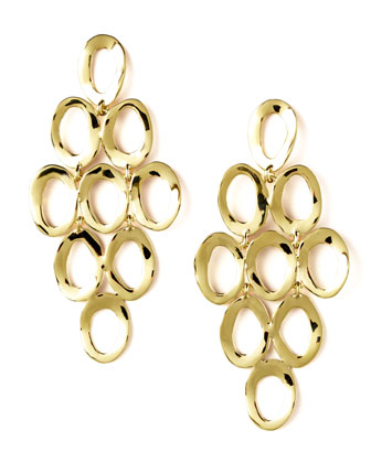Open Cascade Earrings