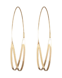 Lana Flirt Hoop Earrings