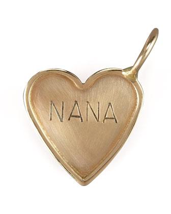 Nana Heart Charm