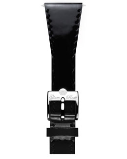 Glam Rock 22mm Patent Strap