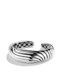 David Yurman 19mm Sculpted Cable Cuff