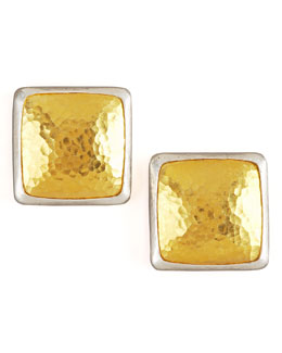 Gurhan Square Frame Earrings
