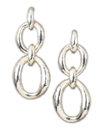 Chain-Link Glamazon Earrings