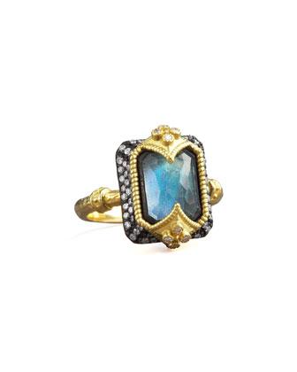 Dulcinea Labradorite Ring