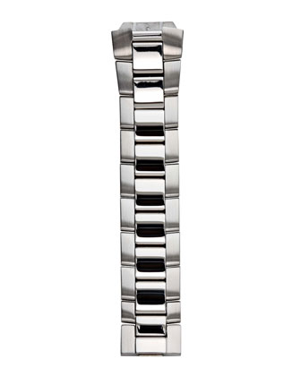 Large Signature Stainless Steel Watch & 20mm Bracelet