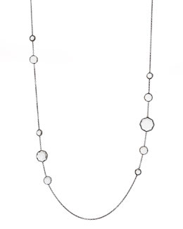 Ippolita Quartz-Station Necklace