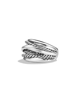 David Yurman The Crossover Collection™ Ring, 18.4mm