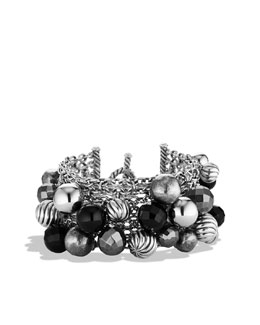 David Yurman Elements Bracelet, Black Onyx