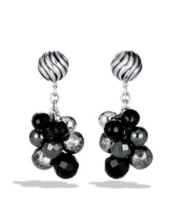David Yurman David Yurman Elements™ Earrings, Black Onyx