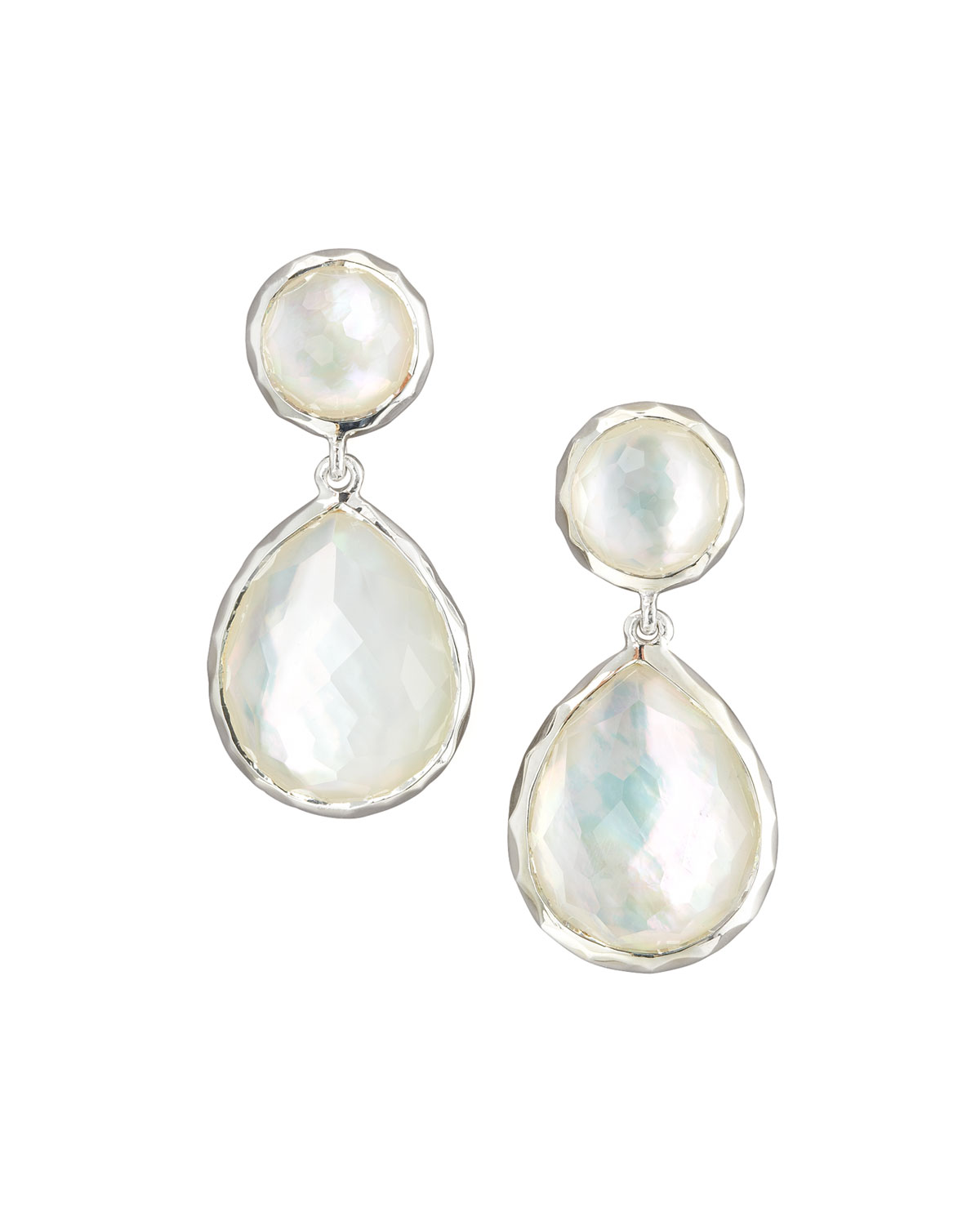 Rock Candy Drop Earrings, Mother-of-Pearl - Ippolita