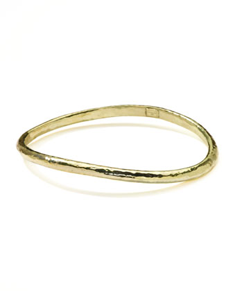 Glamazon Bangle, Gold