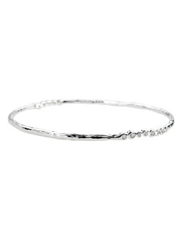 Ippolita Two-Sided Diamond Bangle
