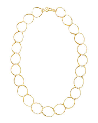 Chancellor Chain Necklace, 36