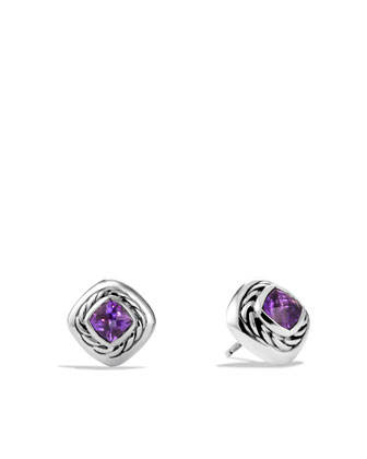 Color Classics Earrings with Amethyst