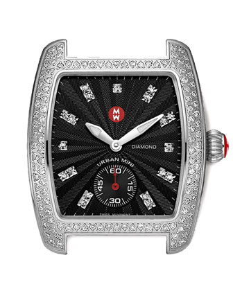 Urban Mini Diamond Head, Stainless Steel