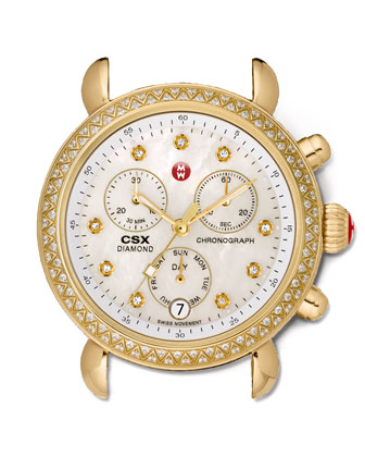 CSX-36 Day Diamond Watch Head