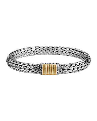 Bedeg Gold-Station Bracelet, Medium