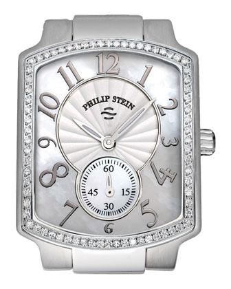 Stainless Diamond Watch Head