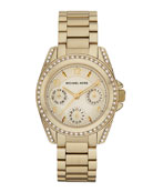 Mini Blair Watch, Golden