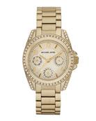 Mini Blair Watch, Golden
