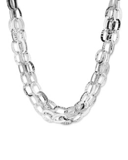 Ippolita Multi-Strand Flat Link Necklace