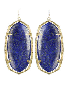 Kendra Scott Danielle Earrings, Lapis