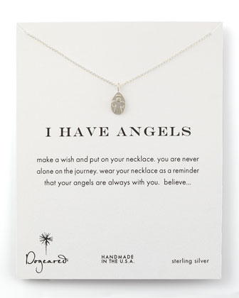 I Have Angels Necklace