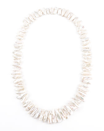Freshwater Pearl Necklace, 36