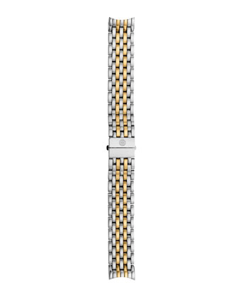 Serein Diamond Watch Head & Two-Tone Bracelet Strap