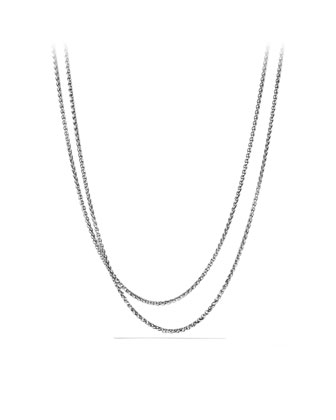 Extra-Small Wheat Chain Necklace