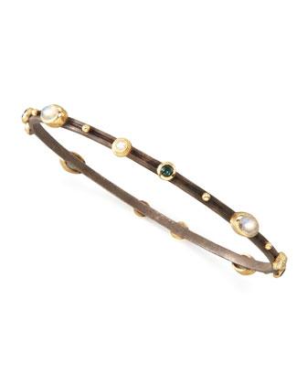 Multi-Stone Bracelet, Labradorite