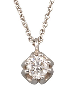 Roberto Coin Diamond Pendant Necklace