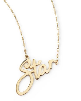 Lana Star Necklace