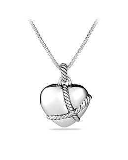 David Yurman Cable Heart Pendant