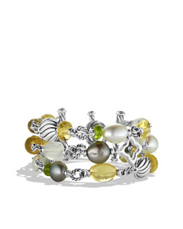 David Yurman Bijoux Bracelet, Lemon Citrine