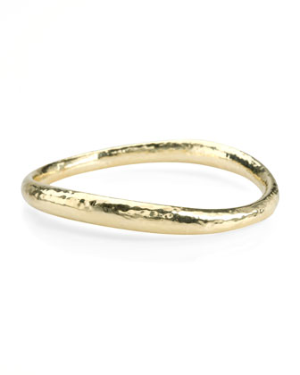 Glamazon Sculpted Skinny Bangle