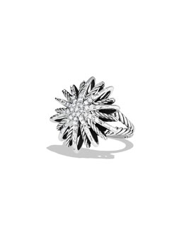 David Yurman Starburst Ring, Diamonds