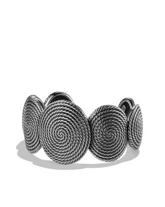 Cable Coil Cuff
