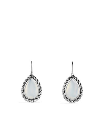 Color Classics Drop Earrings with Moon Quartz