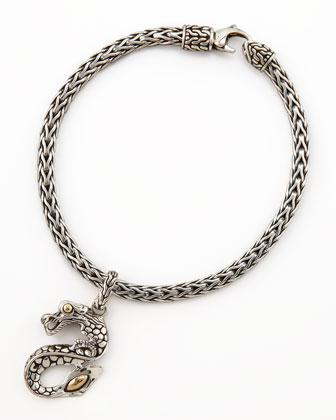 Naga Dragon Charm Bracelet