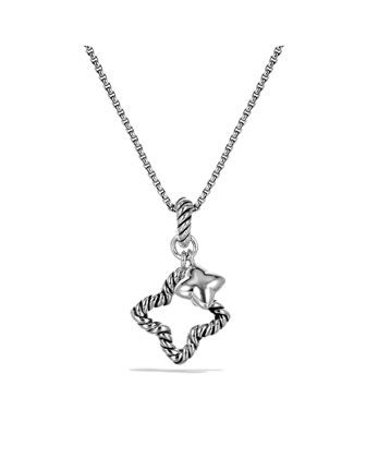 Cable Collectibles Quatrefoil Charm